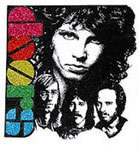 the doors vintage t-shirt iron-on