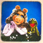 the muppets vintage 1970's t-shirt iron-on