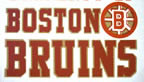 boston bruins vintage t-shirt iron-on