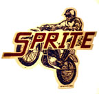sprite motocross motorcycle vintage t-shirt iron-on