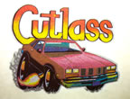 oldsmobile cutlass car vintage t shirt  vintage t-shirt iron-on