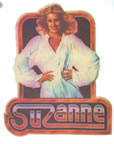 suzanne somers vintage t-shirt iron-on