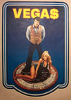 vegas robert urich tv vintage t-shirt iron-on