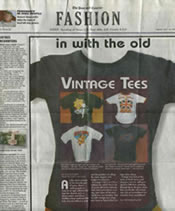 Vintage T-Shirts :: Vintage T-Shirt Iron-Ons